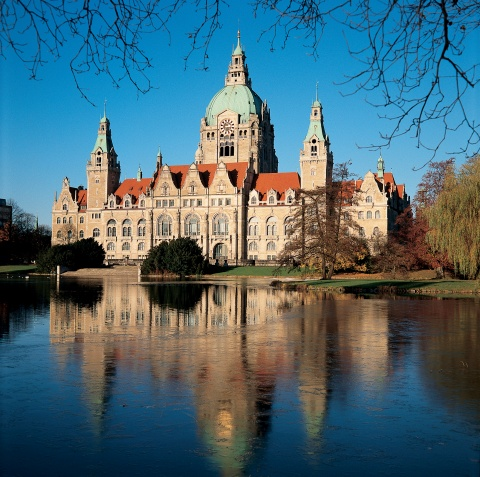 New Town Hall of Hanover - Picture:©TMN